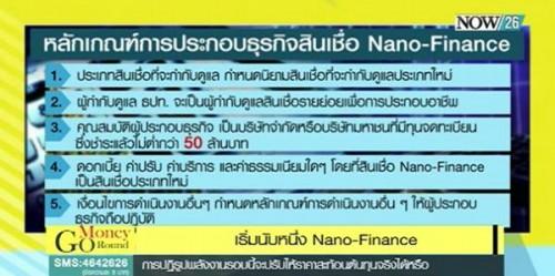 nano-finance
